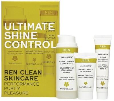 REN Clarimatte Ultimate Shine Control