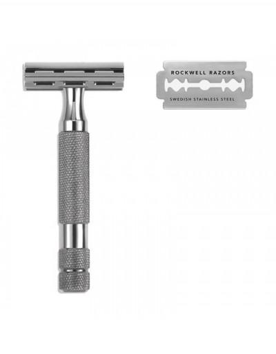 Rockwell Razor 2C Gunmetal