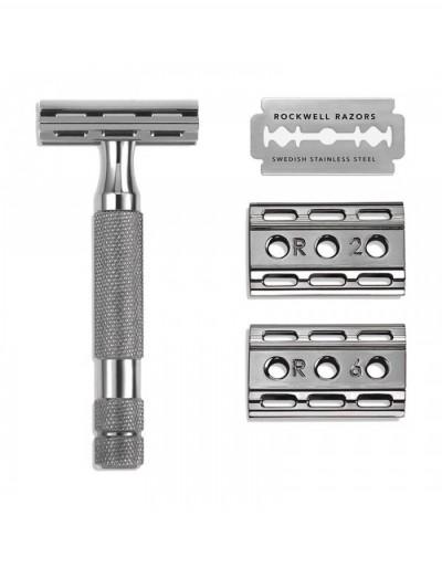 Rockwell Razor 6C Gunmetal