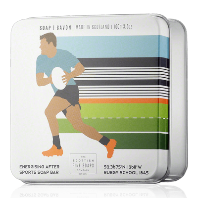 The Scottish Fine Soaps Sports Soap Rugby School 1845