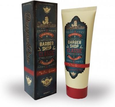 Dapper Dan Barbershop Classic Shave Cream