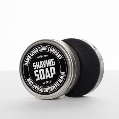 Damn Good Soap Company Shaving Soap