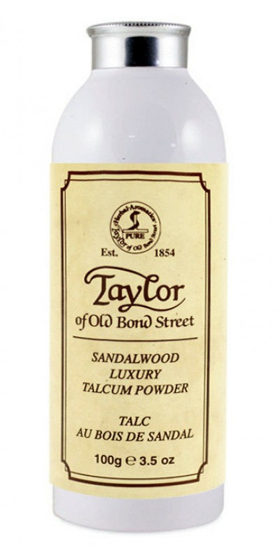 Taylor Of Old Bond Street Talcum Powder Sandalwood