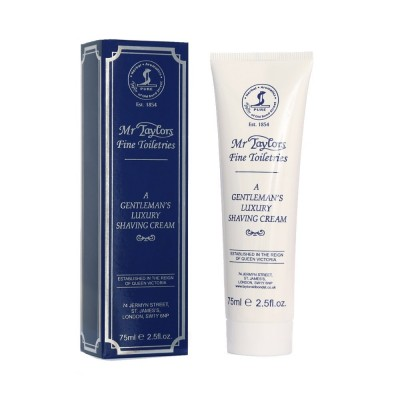 Taylor of Old Bond Street Mr Taylor Shaving Cream Tube