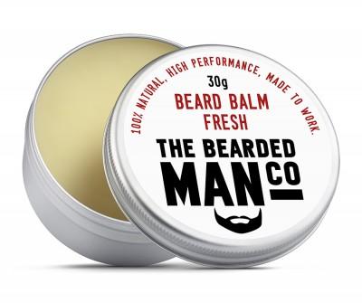 The Bearded Man Company Fresh Beard Balm 30 ml