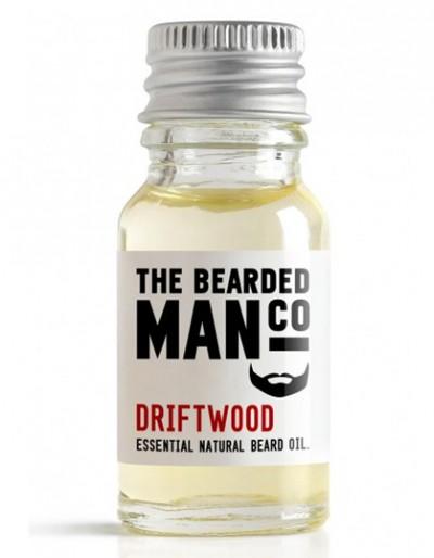 The Bearded Man Company Beard Oil Driftwood 10 ml
