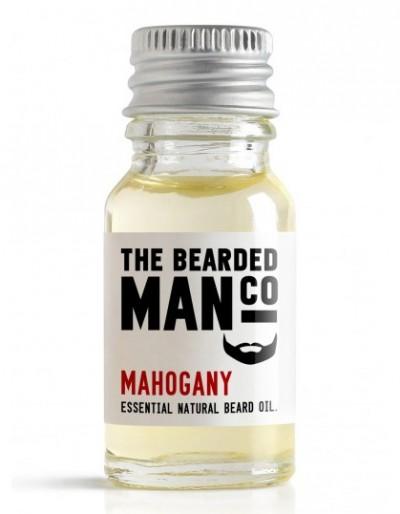 The Bearded Man Company Beard Oil Mahogany 10 ml