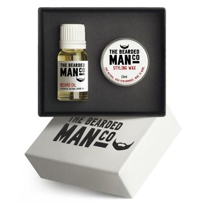 The Bearded Man Company Gift Set
