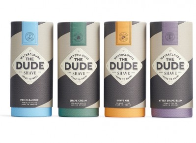 The Dude Shave Kit