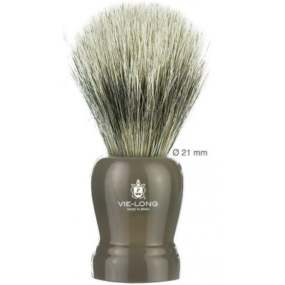 Vie-Long Boar Bristle & Synthetic Shaving Brush