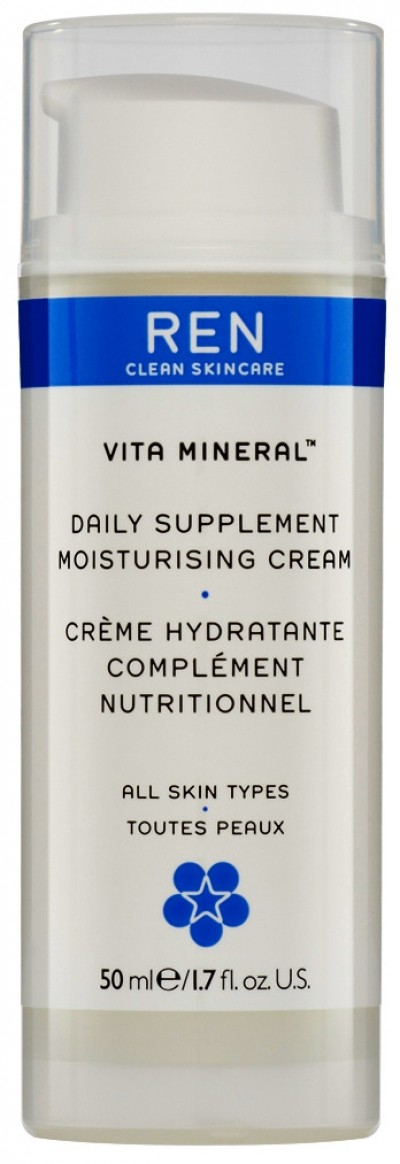REN Vita Mineral Radiant Day Cream