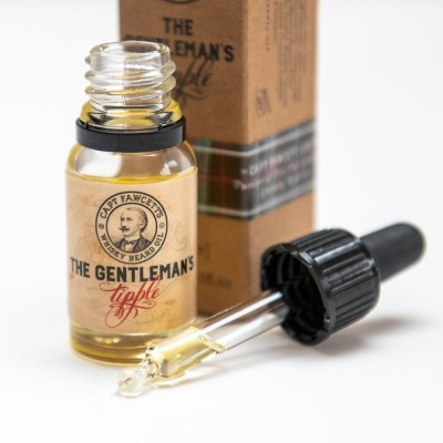 Captain Fawcett Gentleman's Tipple Whisky Beard Oil 10 ml