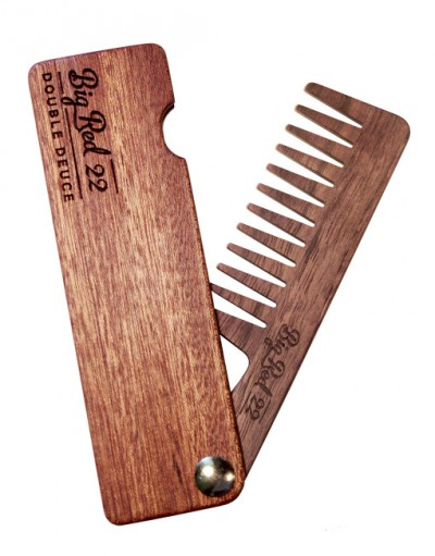 Big Red Beard Comb No.22 Wide