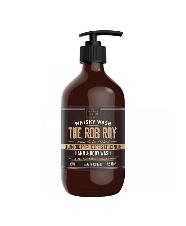 The Scottish Fine Soaps Whisky Body Wash Rob Roy 500 ml