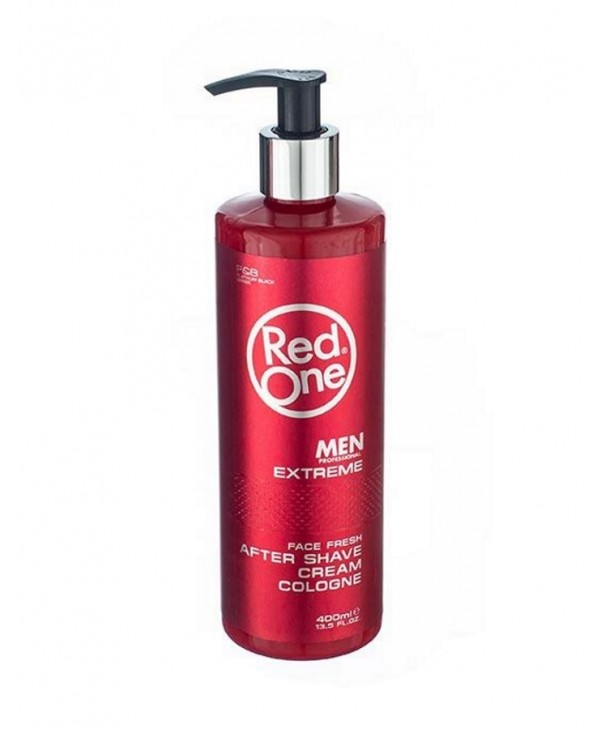 Red One Extreme Cream Cologne 400 ml