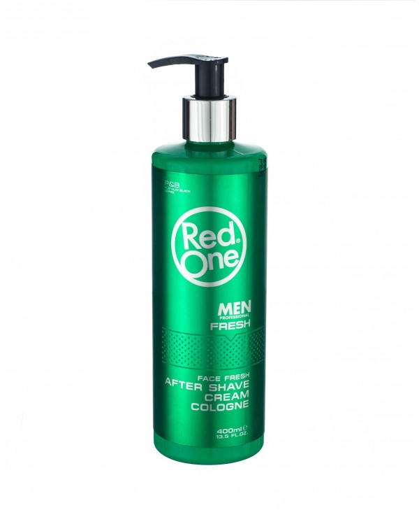 Red One Fresh Cream Cologne 400 ml