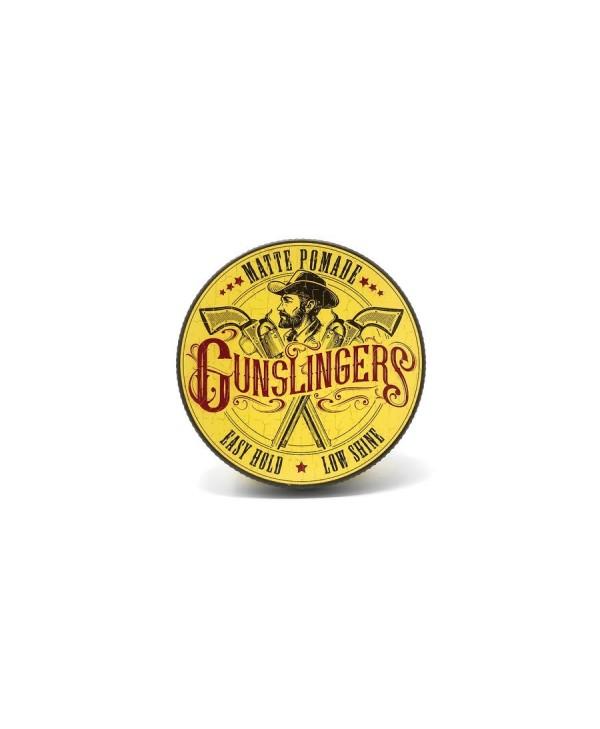 Gunslingers Matte Pomade