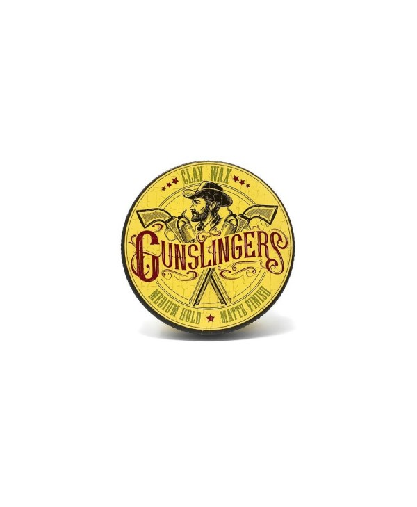 Gunslingers Clay Wax
