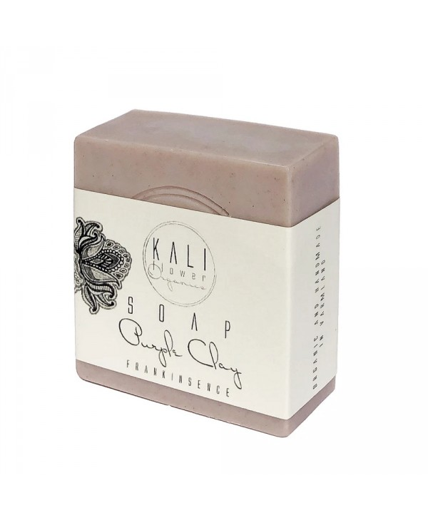 Kaliflower Organics Purple Clay Frankincense