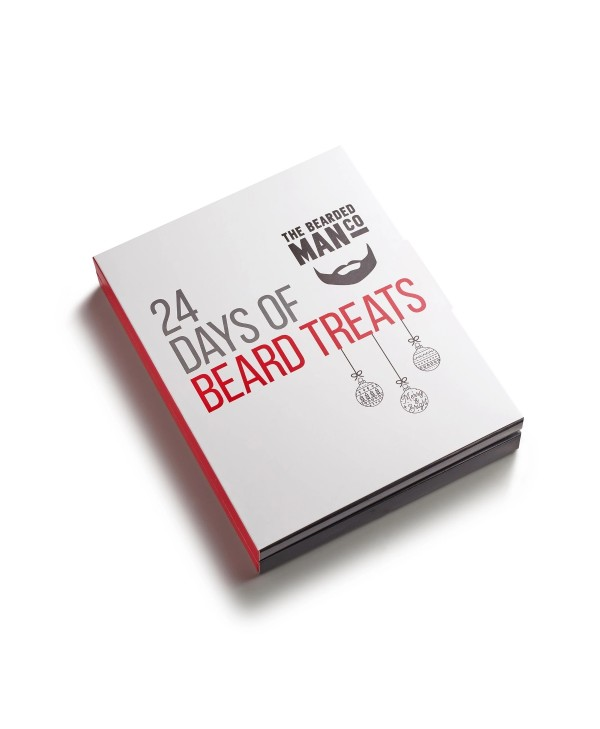 The Bearded Man Company  Christmas Beard Oil Advent Calendar