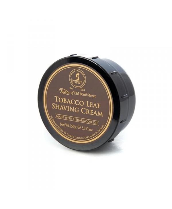 Taylor Of Old Bond Street Tobbaco Leaf Shaving Cream