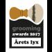 Grooming Awards 2017 - Årets lyx