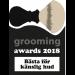 Grooming Awards 2018 - Bästa för känslig hud