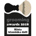 Grooming Awards 2018 - Bästa klassiska doft