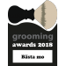 Grooming Awards 2018 - Bästa mo