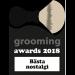 Grooming Awards 2018 - Bästa nostalgi