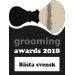 Grooming Awards 2018 - Bästa svensk