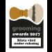 Grooming Awards 2017 - Bästa vård under rakning
