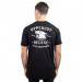 Uppercut T-Shirt Canine Black/White