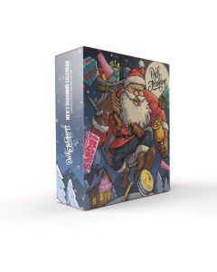 Dick Johnson Bad Santa Christmas Calendar