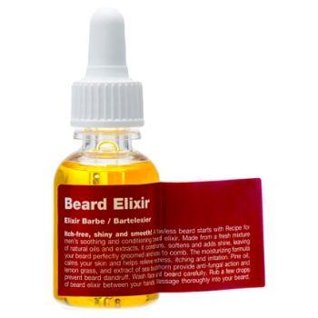 Recipe for Men Beard Elixir