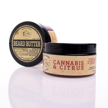 Beard Brother Beard Butter Cannabis & Citrus