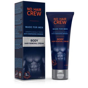 No Hair Crew Body Hair Removal Cream