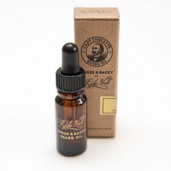 Captain Fawcett Beard Oil Ricky Hall's Booze & Baccy 10 ml