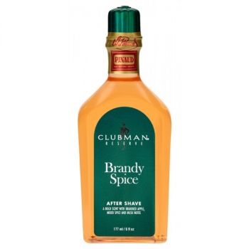 Clubman Brandy Spice After Shave Lotion