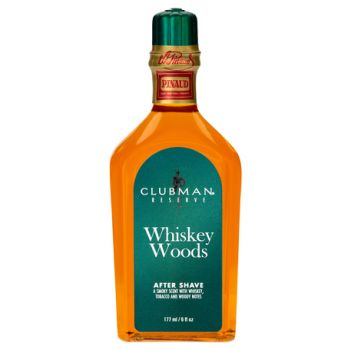 Clubman Whiskey Woods After Shave Lotion 177ml