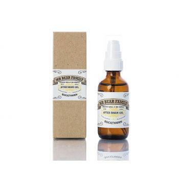 Mr bear aftershave gel Buckthorn