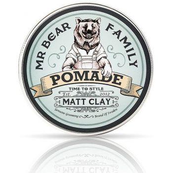 Mr Bear Family Pomade Matt Clay