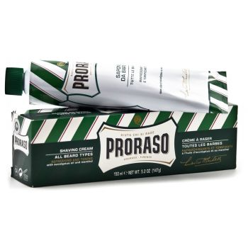 Proraso Shaving Cream Tube Eucalyptus & Menthol