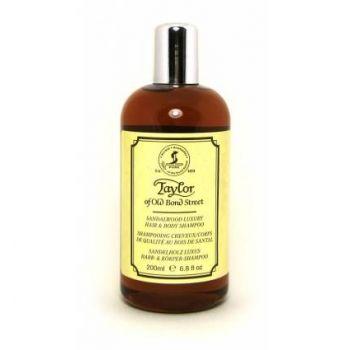 Taylor Of Old Bond Street Sandalwood Hair & Body Shampoo 200 ml