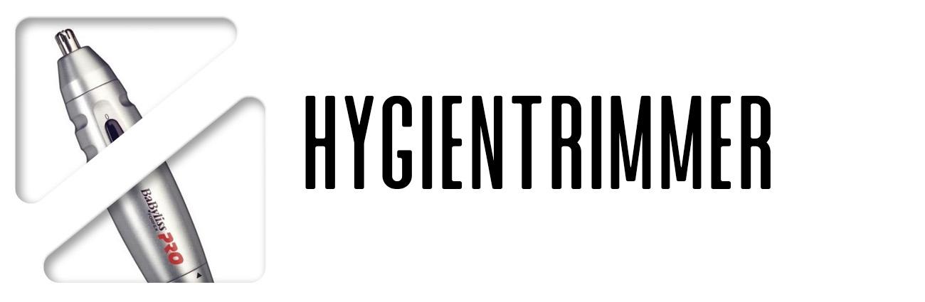 hygientrimmer näshårstrimmer