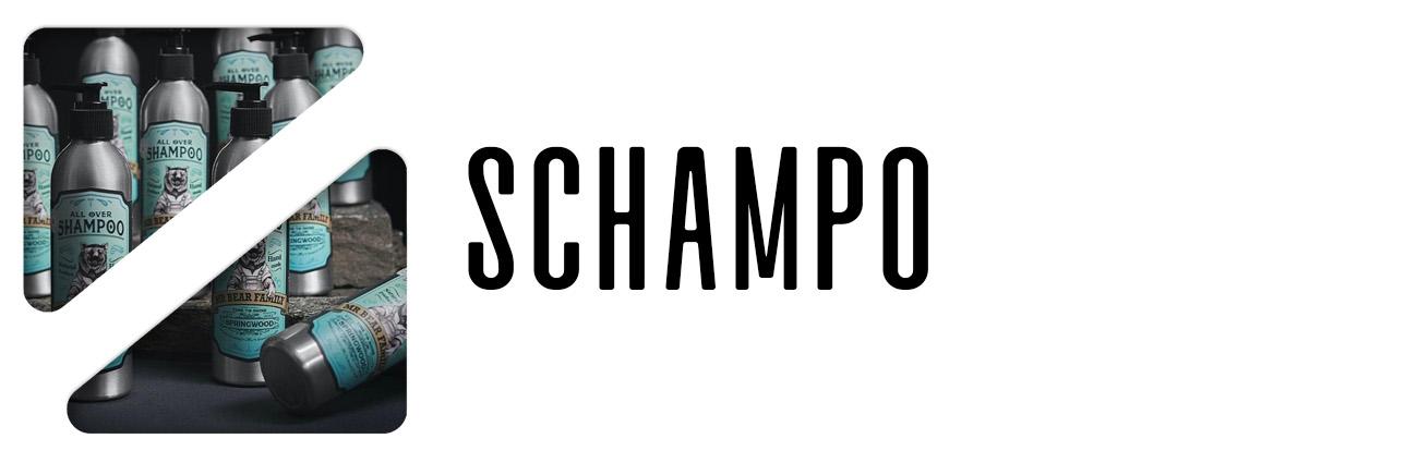 schampo hair shampoo
