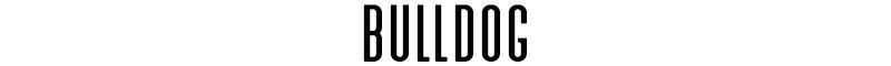 bulldog naturlig hudvård för män