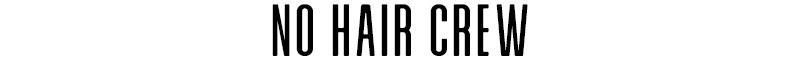 no hair crew hårborttagning intimkräm