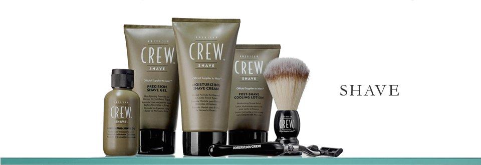 American Crew Shave
