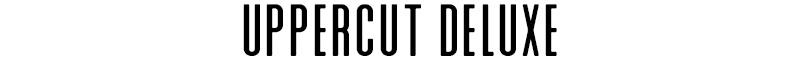 uppercut deluxe hårstyling